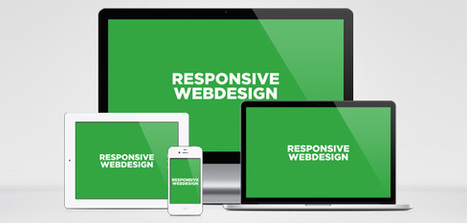 Responsive Webdesign : cas d'études | Responsive design & mobile first | Scoop.it