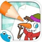 App-tip: Chocolapps Art Studio, kleuren en tekenen in deze app voor kinderen - AppleSpot | Mindful Art | Scoop.it