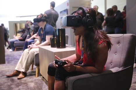 Virtual Reality May Help You Control Your Dreams | Psychology and Health | Scoop.it