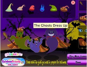 Top Ten Halloween Dress Up Games | Digital Play | Scoop.it