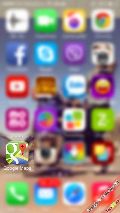 iOS - Hướng dẫn cài đặt google maps cho iOS 7.1.1 | Game Mobile | Scoop.it