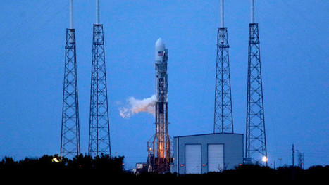 SpaceX just made rocket launches affordable. Here's how it could make them downright cheap. | leapmind | Scoop.it