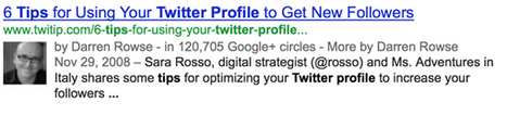 Heatmaps to Help Your Google+ Profile Image Appear in Search Results | Managing Social Media Leapfrawg | Scoop.it