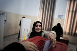 Democracy in Libya: Jubilant voters head to polls for first time after overthrow of Gadhafi | Libya from Egyptday1 | Scoop.it