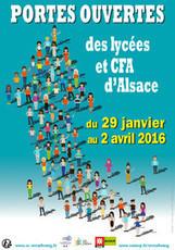 Portes ouvertes des lycées et CFA d'Alsace - édition 2016 - Publics - Académie de Strasbourg | Bulletin de veille du CDI | Scoop.it