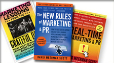Marketing Speaker | Marketing Strategist – David Meerman Scott.com – Media Center | Newsjacking | Scoop.it