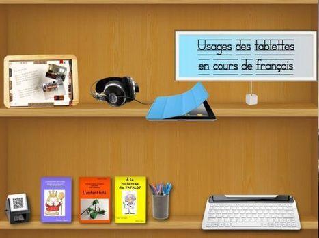Accueil - IPAD en cours de français | Computers in classroom | Scoop.it