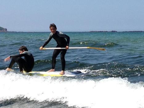 Surfing Locquirec | Locquirec Tourisme | Scoop.it