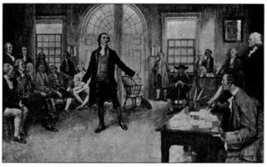 The Continental Congress | The American Revolution | Scoop.it