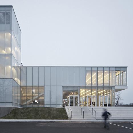 Joliette Art Museum / Les architectes FABG | retail and design | Scoop.it