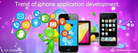The Trend of iPhone Application Development   Apeiront   Scoop.it