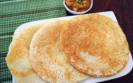 Doddak Recipe (Konkani Lentil Pancakes)   Food for Foodies   Scoop.it