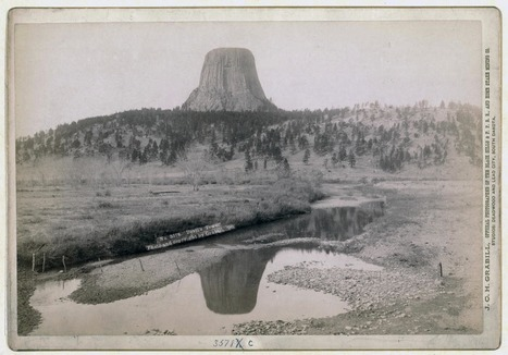 Devil's Tower: Then and Now | UnPeuDeToutNet | Scoop.it