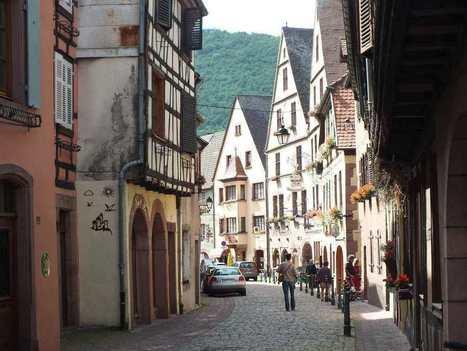 Attractive small towns in France | Francia y su cultura | Scoop.it