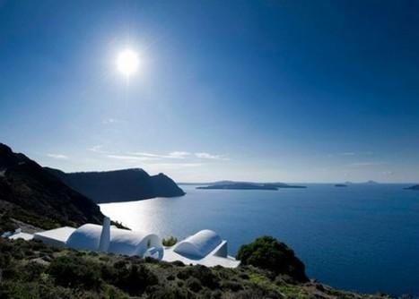 Luxury Astra Holiday Villa in Santorini, Greece - Pursuitist | Goldenlist | Scoop.it