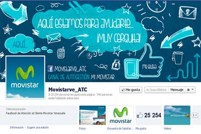 Movistar amplia opciones online para atender a sus usuarios   Noticias Operadores Telefonía   Scoop.it
