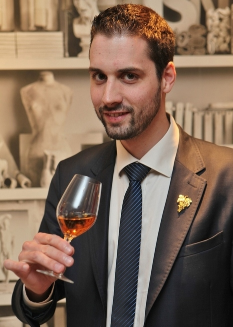 Meilleur sommelier de France 2016 A la rencontre de Jean-Baptiste Klein - Bulles Gourmandes | Verres de Contact | Scoop.it