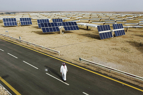 Solar power shines in oil-rich Saudi Arabia - Christian Science Monitor   The solar industry...in rear view & through crystal ball   Scoop.it