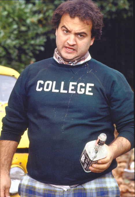 'Animal House' Anniversary: 15 Movies That Make Men Look Like Animals On ... - Huffington Post   Movies   Scoop.it