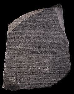 Rosetta Stone | Ancient Civilization | Scoop.it