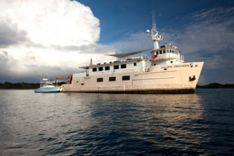 Tour a ship and learn about Global Underwater Explorersat FAU Harbor Branch - TCPalm | Undersea Exploration | Scoop.it