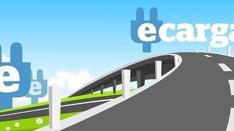 Ecarga, una «app» para recargar tu coche | Piensa en sostenibilidad, piensa en EV | Scoop.it