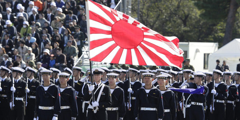 Military Shift For Japan? | Geography Education | Scoop.it