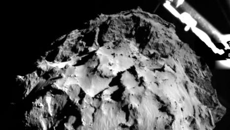 Apparition de la vie sur Terre: un chaînon manquant découvert grâce à une comète recréée | Beyond the cave wall | Scoop.it