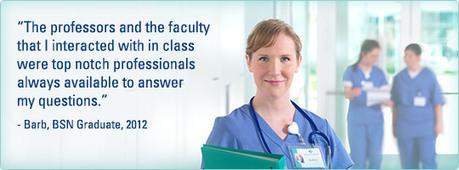 RN - BSN   Be a Chamberlain Nurse   nursing programs   Scoop.it