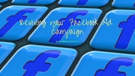How to Revive Your Failing Facebook Ad Campaign?   Social Mediapalooza   Scoop.it