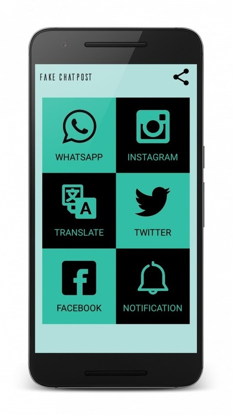 New Android Social Networking App - False chat simulatorfake chat | Do's and Dont's of Mobile App Marketing | Scoop.it