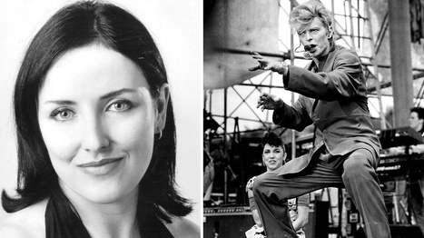 Jaki McCarrick: 'The passing of David Bowie is kind of like the death of a cultural parent' | The Irish Literary Times | Scoop.it