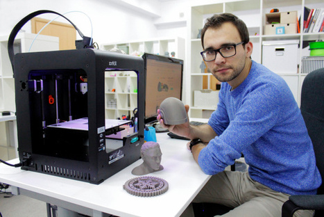 Polish 3D Printer Zortrax Sells 5,000 Units To Dell | Digital Design and Manufacturing | Scoop.it