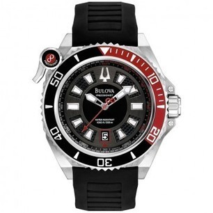 Bulova 98B166 Mens Precisionist Watch | Bulova watches | Scoop.it