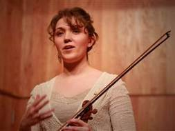 Miracle in Aurora: Young musician recovers after shot to head - Video on NBCNews.com   Petra Anderson - Aurora Theater Shooting Survivor   Scoop.it