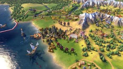6 reasons Civilization 6 sounds totally different from past games | Technoculture | Scoop.it