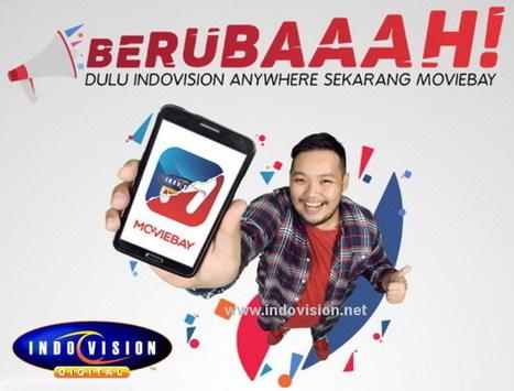 Dengan Moviebay Anda Bisa Nonton TV Di Smartphone & Tablet! | Indovision Satellite Television | Scoop.it
