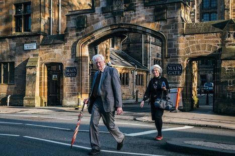 La marche rapide favorise la bonne santé cardiovasculaire des seniors | Sciences, l'Espace, le Temps et le Monde | Scoop.it