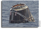 Splash-Down! SpaceX Completes Historic Space Mission | SpaceRef | The NewSpace Daily | Scoop.it