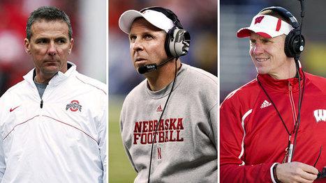 Projecting the Big Ten standings - ESPN   Ohio State Buckeyes Football   Scoop.it