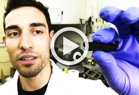 Carbon nanotube sponge can hold more than 100 times its weight in oil | Amazing Science | Scoop.it
