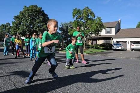 Kids get active - Jackson Clarion Ledger   Exercise   Scoop.it