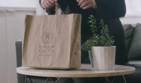 #FoodTech : UberEATS prêt à en découdre avec le marché de la livraison de repas - Maddyness | Nouvelle Distribution | Scoop.it