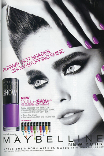 Maybelline pushes augmented reality   Prestige Brands & Digital   Scoop.it