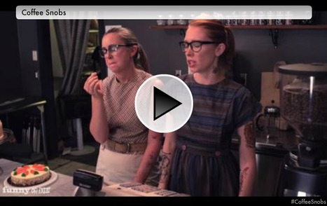 Insufferable Coffee Snobs video – Boing Boing | Internet of the absurd | Scoop.it