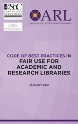 Fair Use in Libraries - A Best Practice Guide | The Information Professional | Scoop.it