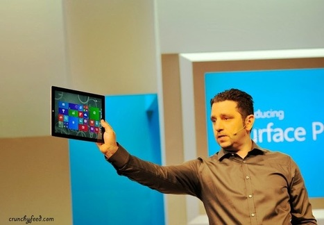 Microsoft Surface Pro 3 full specs and review | CrunchyFeed | Technology | Scoop.it
