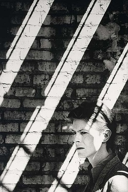 Songs Smiths • David Bowie by Anton Corbijn. | SongsSmiths | Scoop.it