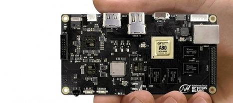 Allwinner presenta un competidor Octa Core de la Raspberry Pi   Big and Open Data, FabLab, Internet of things   Scoop.it
