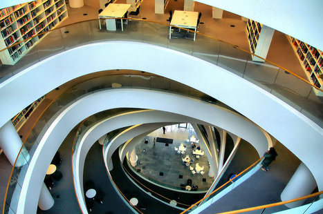Feature #14: Thinking about the link between library use and design ... | Library design | Scoop.it